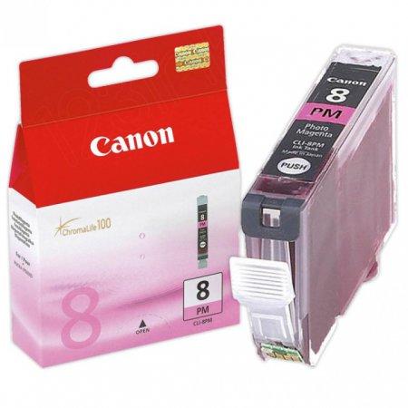 Canon CLI8PM Photo Inkjet Cartridge, Magenta, OEM