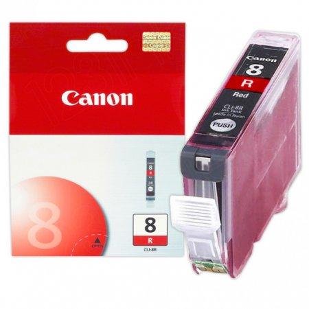 Canon CLI8R Inkjet Cartridge, Red, OEM