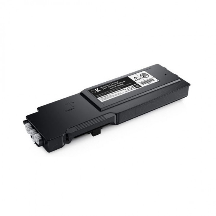 Dell OEM 593-BBZX Black Toner