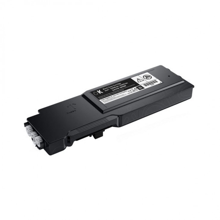 Dell OEM 593-BCBC Extra HY Black Toner