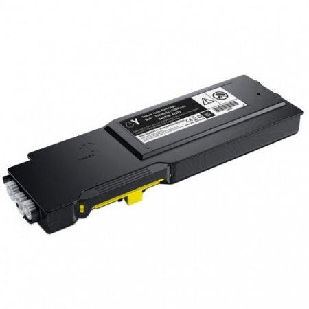 Dell OEM 593-BCBD Extra HY Yellow Toner