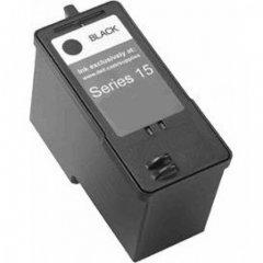 Dell WP322 (Series 15) Ink Cartridge, Black, OEM
