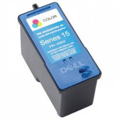 Dell UK852 (Series 15) Ink Cartridge, Color, OEM