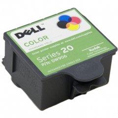 Dell 330-2116 (Series 20) Ink Cartridge, Color, OEM