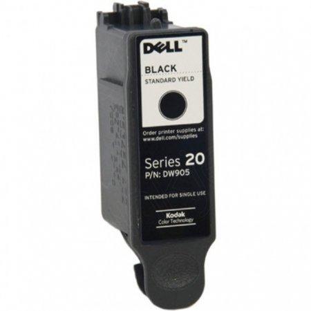 Dell 330-2117 (Series 20) Ink Cartridge, Black, OEM