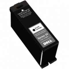 Dell 330-5287 (Series 24) Ink Cartridge, HY Black, OEM
