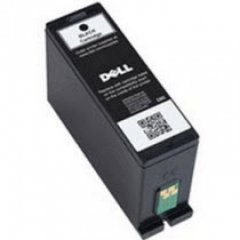 Dell 331-7689 (Series 31) Ink Cartridge, Black, OEM