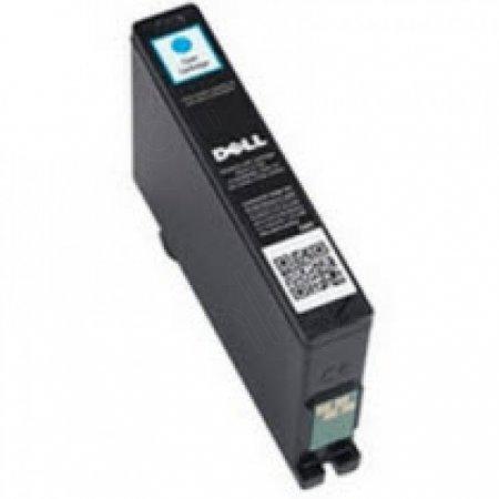 Dell 331-7691 (Series 31) Ink Cartridge, Cyan, OEM