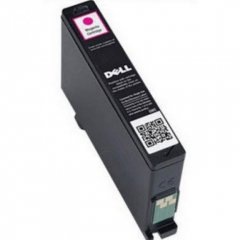 Dell 331-7690 (Series 31) Ink Cartridge, Magenta, OEM