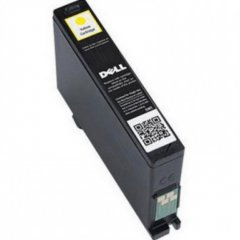 Dell 331-7692 (Series 31) Ink Cartridge, Yellow, OEM