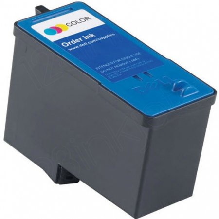 Dell 330-0972 (Series 9) Ink Cartridge, HY Color, OEM