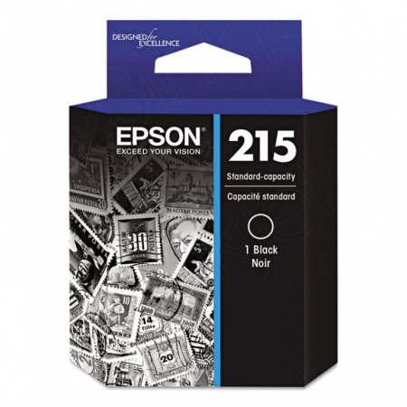 Epson Original 215 Black Ink