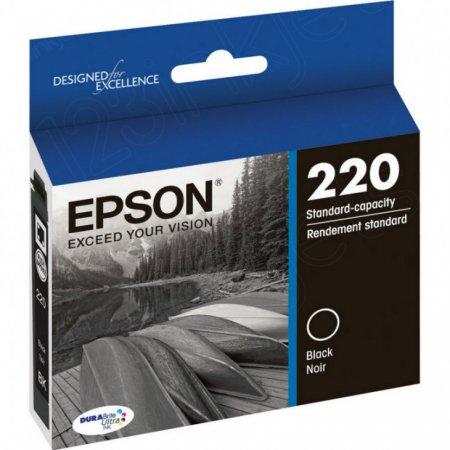Epson Original 220 Black Ink