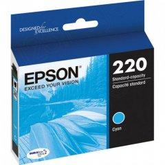 Epson Original 220 Cyan Ink