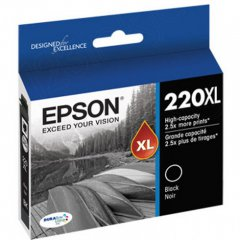 Epson Original 220XL Black Ink