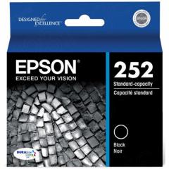 Epson T252120 (252) Ink, Black, OEM