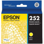 Epson T252420 (252) Ink, Yellow, OEM