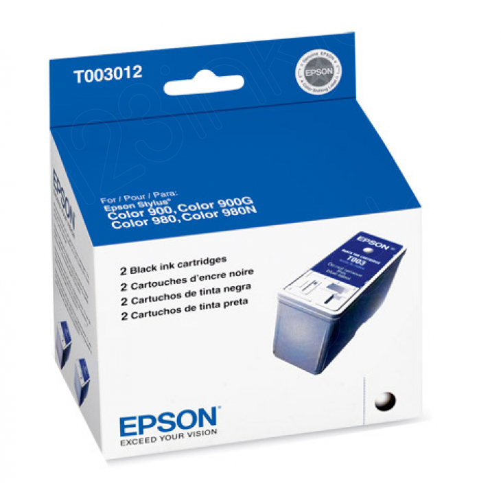 Original Epson3 Black Ink