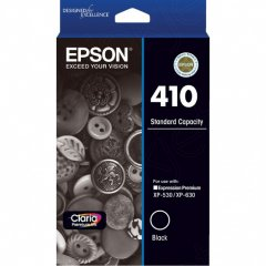 Epson Original 410 Black Ink