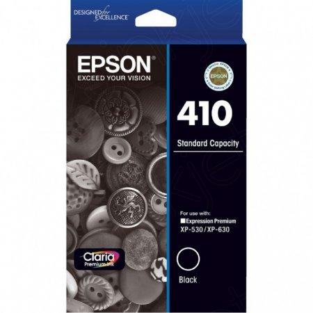 Epson Original 410 Black Ink