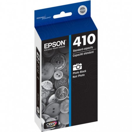 Epson Original 410 Photo Black Ink