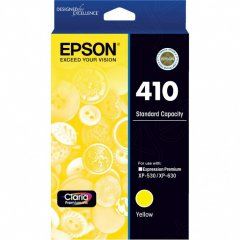 Epson Original 410 Yellow Ink