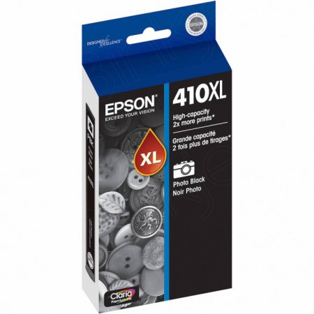 Epson Original 410XL Photo Black Ink
