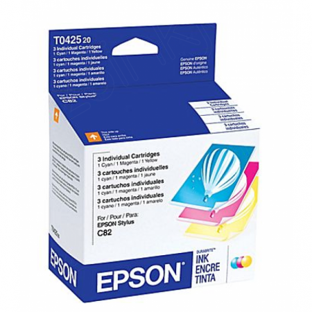 Original Epson 42 Color Ink