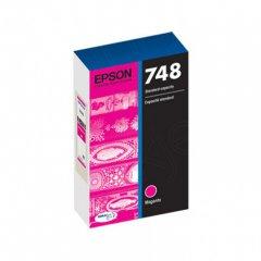 Epson Original 748 Magenta Ink