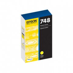 Epson Original 748 Yellow Ink