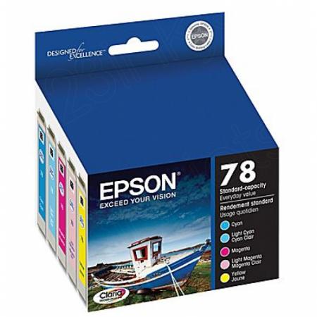 Original Epson 78 Color Ink
