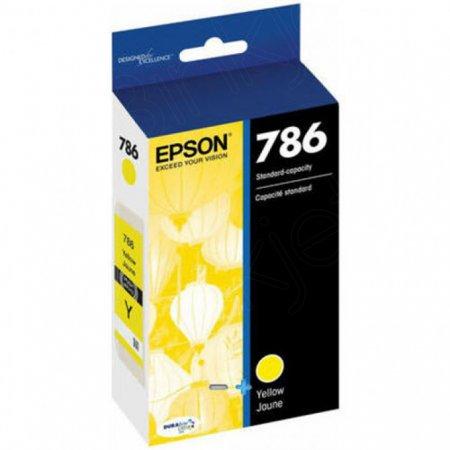 Epson 786 Yellow Ink Cartridge