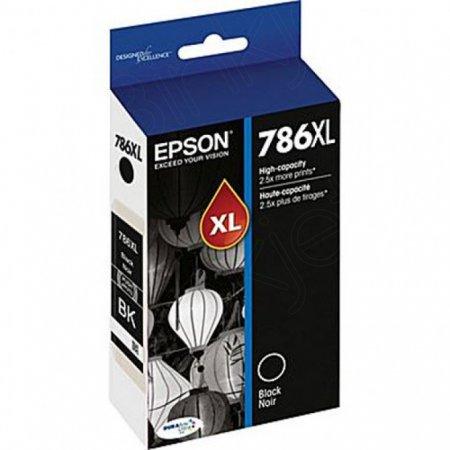 Epson 786XL HC Black Ink Cartridge