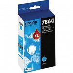Epson 786XL HC Cyan Ink Cartridge
