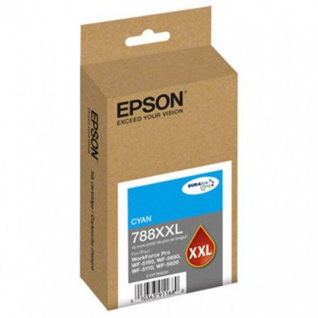 Epson 788XXL Extra HC Cyan Ink Cartridge
