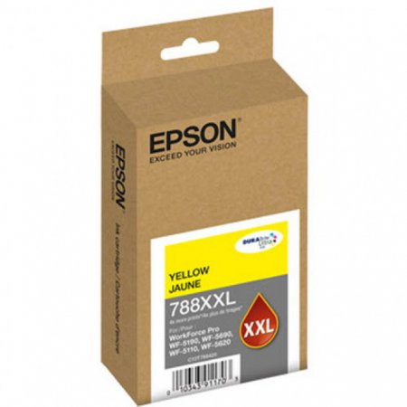 Epson 788XXL Extra HC Yellow Ink Cartridge