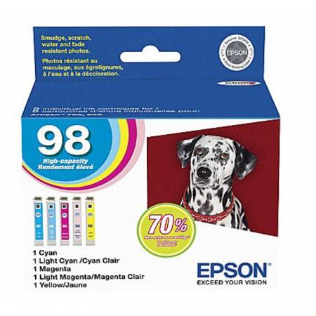 Original Epson 98 Color Ink