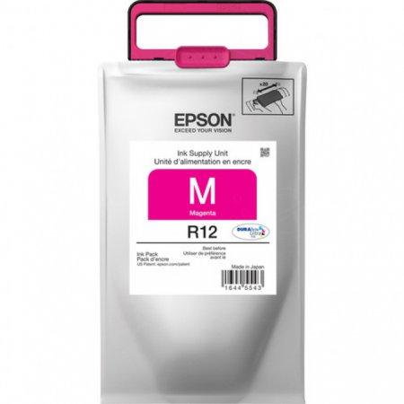 OEM Epson R12 Ink Pack, Magenta