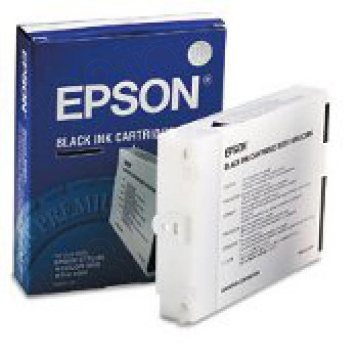 Epson S020118 Ink Cartridge, Black, OEM