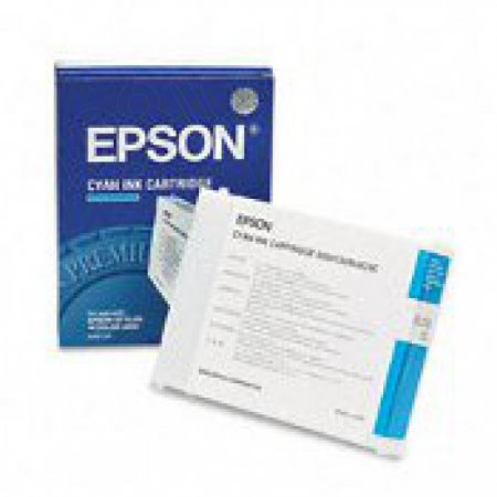 Epson S020130 Ink Cartridge, Cyan, OEM
