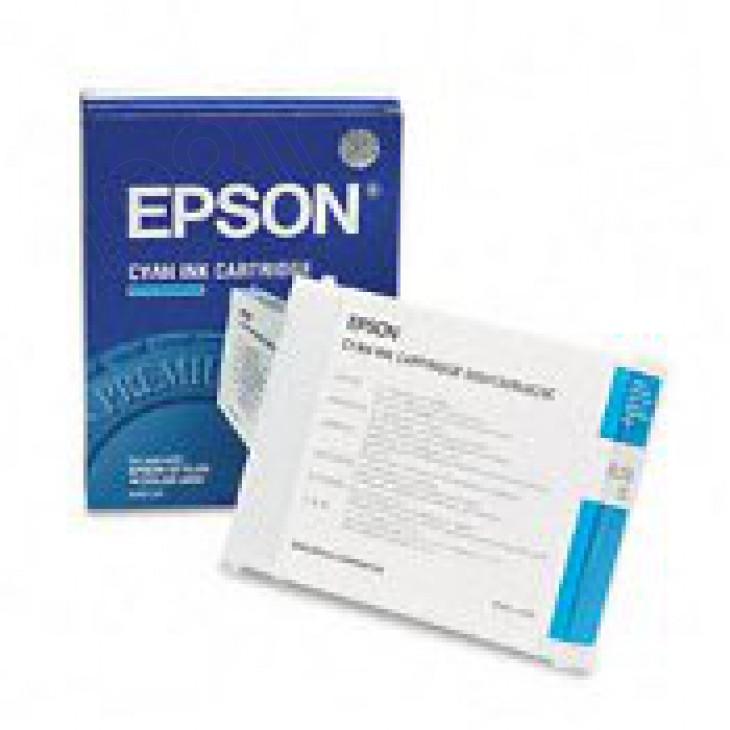 Epson S020130 Ink Cartridge, Cyan, OEM