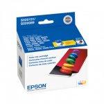 Epson S191089 Ink Cartridge, Color, OEM