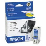 Epson T026201 (T026) Ink Cartridge, Black, OEM