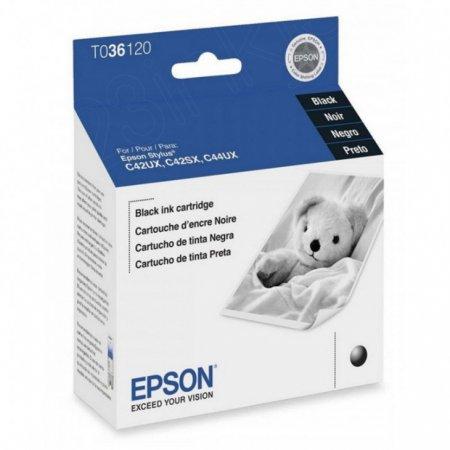 Epson Original T036120 Black Ink