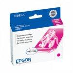 Epson T059320 (T0593) Ink Cartridge, Pigment Magenta, OEM