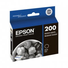 Epson T200120 Ink Cartridge, Black, OEM