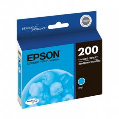 Epson T200220 Ink Cartridge, Cyan, OEM