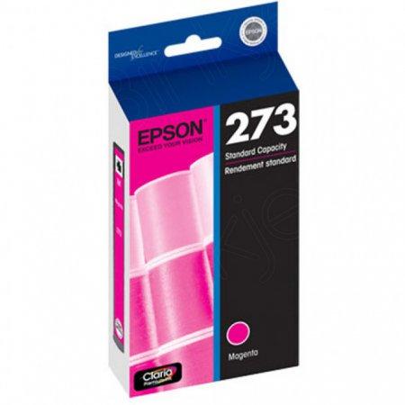 Epson T273320 Ink Cartridge, SY Magenta, OEM