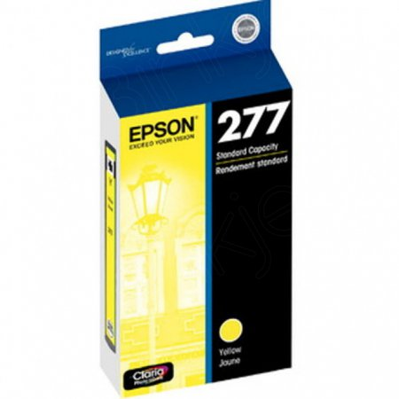 Epson T277420 Ink Cartridge, SY Yellow, OEM