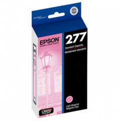 Epson T277620 Ink Cartridge, SY Light Magenta, OEM